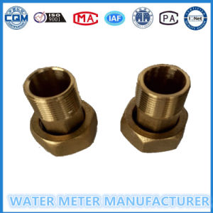 """1/2""-""1"" Water Meter Connectors of NPT Type pictures & photos"