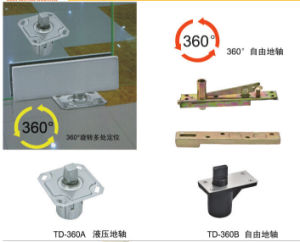 Stainless Steel Floor Hinge/ Hydraulic Hinge pictures & photos