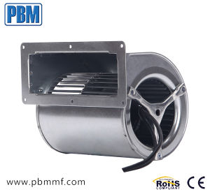 133mm New Product Dual Inlet Ec Blower