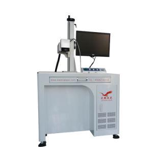 Engraving 30W Fiber Laser Marking Machinery pictures & photos