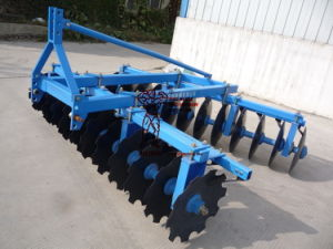 3-Point Mounted Disc Harrow 1bj-2.5 pictures & photos