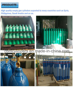 Large-Sizes of Gas Cylinders/Tanks pictures & photos