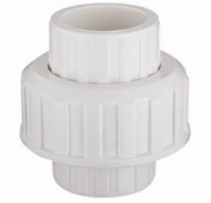 PVC-U Sch40 Coupling Pipe Fittings for Water Supply pictures & photos
