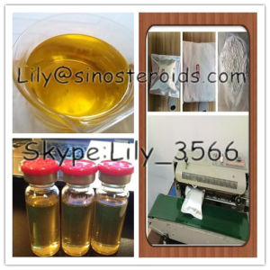 Primoject 100 Injectable Anabolic Steroids 303-42-4 Methenolone Enanthate 100mg/Ml pictures & photos