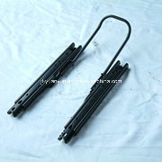 Seat Accessories of Double Lock Slideway pictures & photos