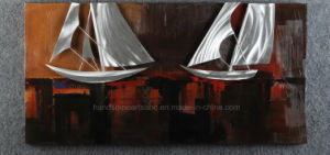 Aluminum Relievo / Oil Painting /Metal Wall Art for Decoration pictures & photos
