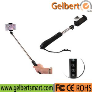 Hot Sales Wireless Bluetooth Selfie Stick (GBT-H002) pictures & photos