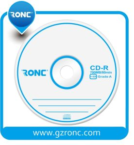 Grade a Quality Cheap Blank CD Wholesale 52X pictures & photos