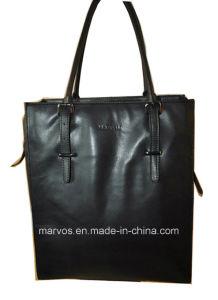 Fashion Ladies' Leather Handbag (M10405)