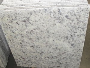 White Rose Granite for Tile Slab Countertop pictures & photos