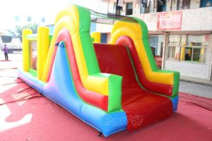 Small Inflatable Obstacle Course for Children Chob385 pictures & photos