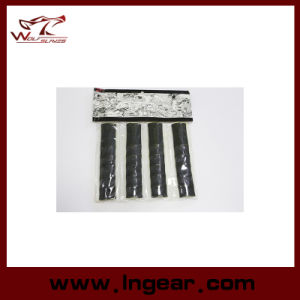 Tactical Shotgun Airsoft Protect Rail Soft Rail Cover Panel pictures & photos