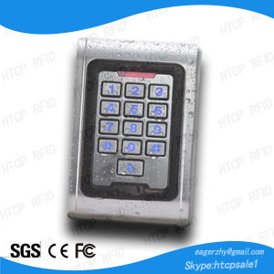 Metal Access Control RFID Keypad pictures & photos