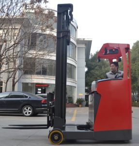 1.5t Seated Type Reach Forklift for Sale