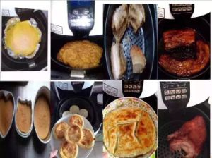 Hot Air Fryer with Rapid Air Technology (B199) pictures & photos