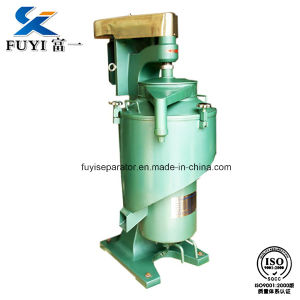 Gf105 High Speed Tubular Virgin Coconut Oil Centrifuge Separator