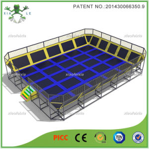 Large Indoor and Outdoor Trampoline Bed (14-3532-1C) pictures & photos