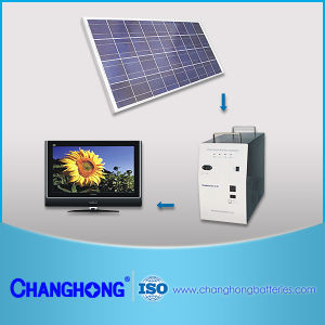 Changhong Solar System for Communication Tower pictures & photos