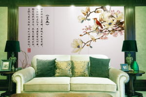 Background Wall Paintings Nano Glass pictures & photos