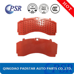 Full Range Casting Iron Backing Plate for Brake Pad pictures & photos