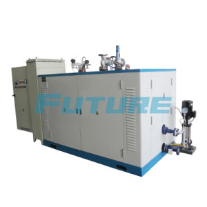 High Efficiency Electric Steam Boiler for Processing Milk pictures & photos