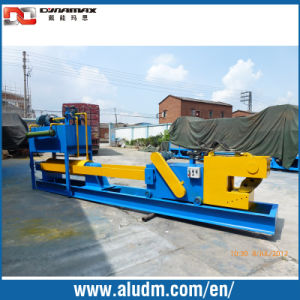 Aluminum Extrusion Machine New Design 60t Stretcher in Cooling Table pictures & photos