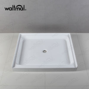 """Upc 48""""X48"""" Square Shower Pan for Canadian and USA pictures & photos"""