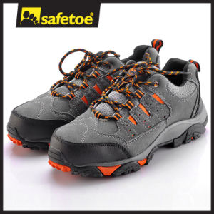 New Style Suede Sport Safety Shoe Boots Shoes for Men L-7063 pictures & photos