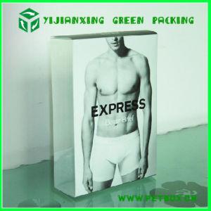 Shirt Garment Designs Clear PP Plastic Box pictures & photos