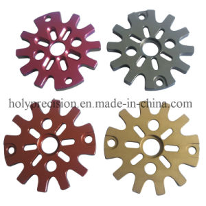 Competitive Price CNC Machining Aluminum Mechanical Parts pictures & photos