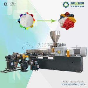 500-800kg/H PVC Cable Material Compounding Granulating Line pictures & photos