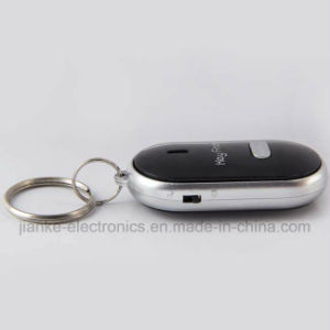Sound Whistle Key Finder Keyring with Logo Printed (5022) pictures & photos
