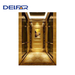 Commercial Building Gearless Passenger Elevator pictures & photos
