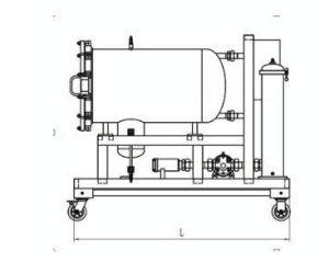 Light Oil Purifier/ Coalescence-Separation Oil Purifier pictures & photos