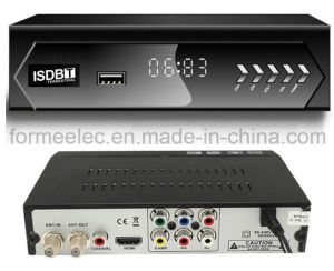 STB DVB TV Set Top Box ISDB-T pictures & photos