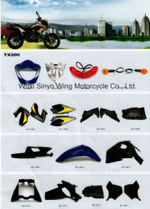 Hot Sell Japanese Motorcycle Spare Parts pictures & photos