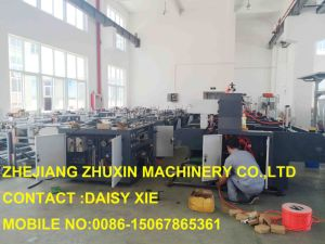 2015 High Speed Tshirt Bag Making Machine (CY430X2-A) pictures & photos