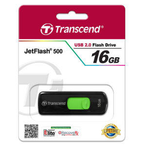 Transcend Jf500 USB Flash Memory Pendrive pictures & photos