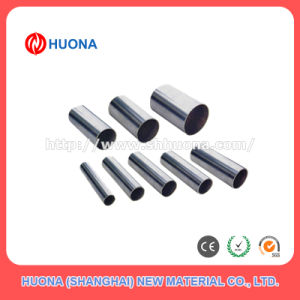 45-Permalloy Soft Magnetic Alloy Pipe Permalloy Pipe Ni46 pictures & photos