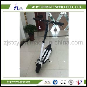 2016 Hotsale Rear Shock Absorption Folding Adult Mini Electric Scooter pictures & photos