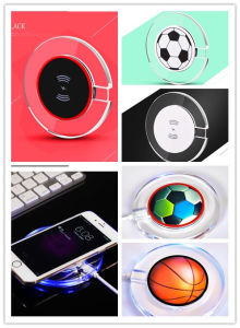 Mobile Battery Charger Qi Wireless Charger pictures & photos