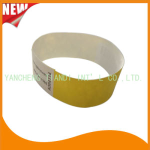 Tyvek Entertainment Custom Party VIP Paper ID Wristbands (E3000-1-63) pictures & photos