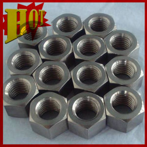 DIN 934 Grade 5 Titanium Nuts for Sale pictures & photos