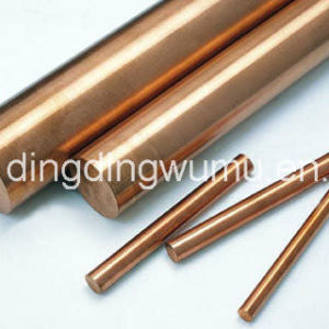 Customized Copper Tungsten Alloy Rod for Electrical Contact pictures & photos