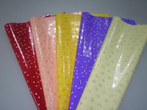 Color Tissue Paper, Wrapping Paper with Logo Printing pictures & photos
