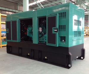 Super Silent 120kVA Diesel Generator Sets/Soundproof Genset/Famous Engines/Ce pictures & photos