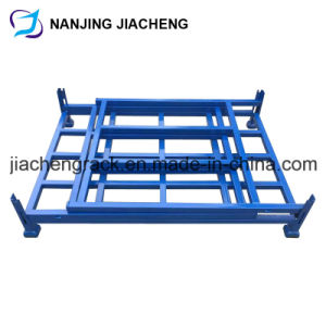Warehouse Powder Coated Stacking Post Rack pictures & photos