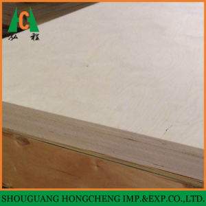 16-18mm Plywood/ Pure Birch Plwood for Usage pictures & photos