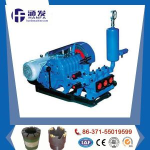 Horizontal Tri-Cylinder Piston Mud Pump pictures & photos