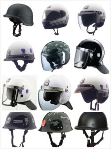 Anti Riot Helmet Riot Control Police Casque &Military Armet Riot Crash Helmet Anti-Terrorism Craniacea pictures & photos